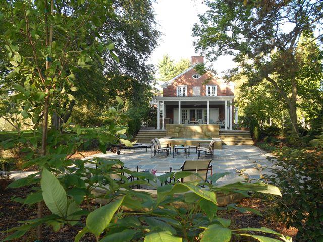 Hardscape Patios u0026 Terraces Driveways | e.k. smith landscape design - installing gardens of ...
