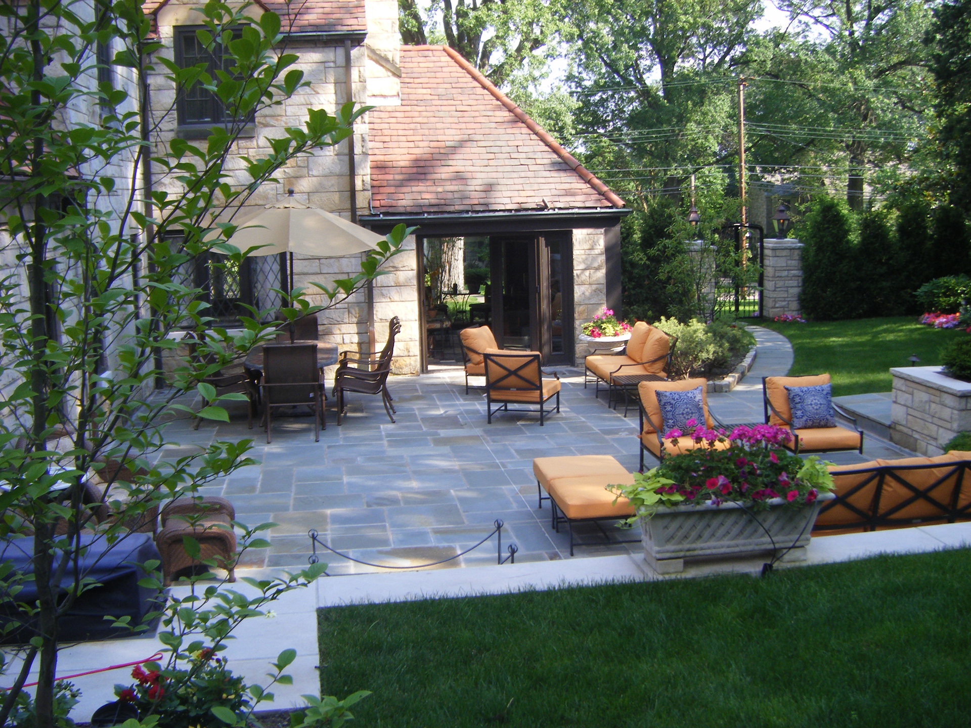 Gallery E K Smith Landscape Design Installing Gardens