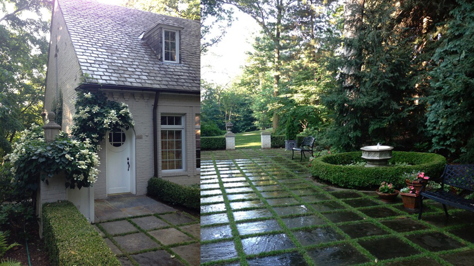 E K Smith Landscape Design Installing Gardens Of